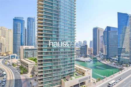 شقة 2 غرفة نوم للبيع في دبي مارينا، دبي - Vacant| Priced to Sell| Marina View| Call Rennie