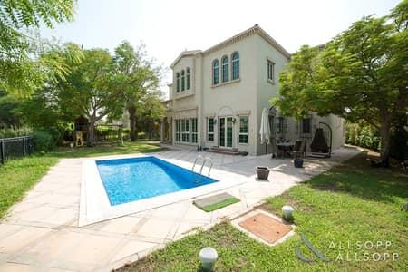 4 Bedroom Villa for Sale in Jumeirah Islands, Dubai - Mexican Style Villa | Extension | 4 Beds