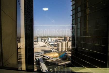 فلیٹ 2 غرفة نوم للايجار في شارع الشيخ زايد، دبي - For Rent Luxury 2 Bedroom in Fairmont Hotel