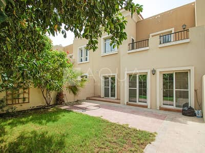 3 Bedroom Townhouse for Rent in Arabian Ranches, Dubai - Ideal Location   Nice Garden   Vacant Now