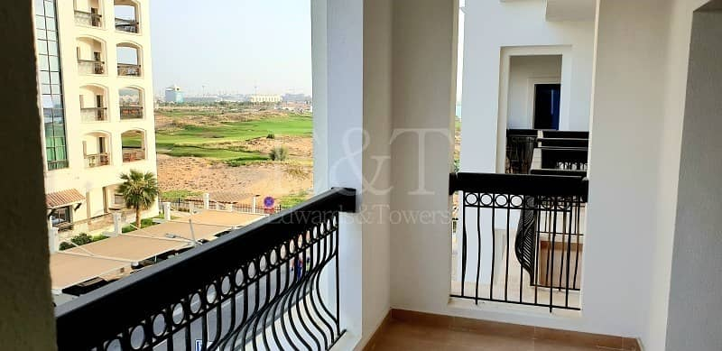 2 Ready to Move I Two balconies I Partually Golf View I
