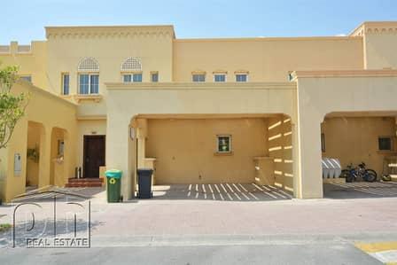 فیلا 3 غرفة نوم للايجار في الينابيع، دبي - Springs 14 Available Immediately 3M Type
