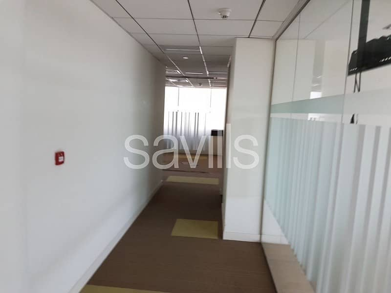 17 Fitted offices for Lease in Al Nahyan Area