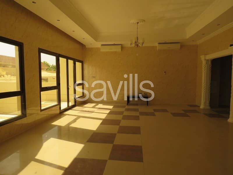 Furnished villa compound for staff accomodation in Khalifa A
