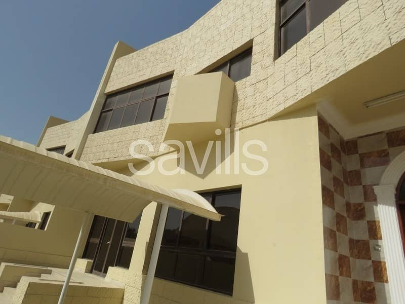 2 Furnished villa compound for staff accomodation in Khalifa A