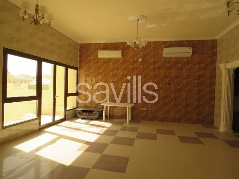 16 Furnished villa compound for staff accomodation in Khalifa A
