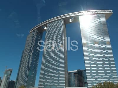 1 Bedroom Apartment for Sale in Al Reem Island, Abu Dhabi - One bedroom unit with rent back in gate towers