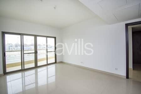 شقة 1 غرفة نوم للايجار في شاطئ الراحة، أبوظبي - Spacious one bedroom apartment in Amwaj 1