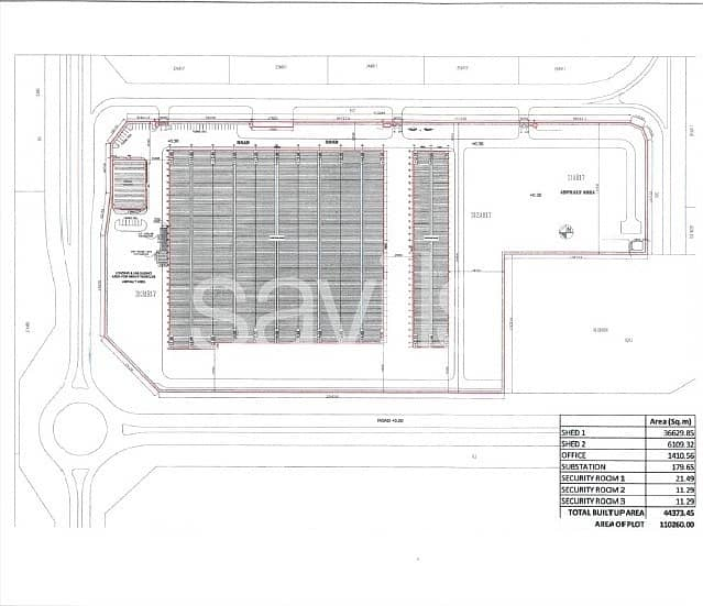 19 Excellent Specification Warehouse for rent in ICAD 2