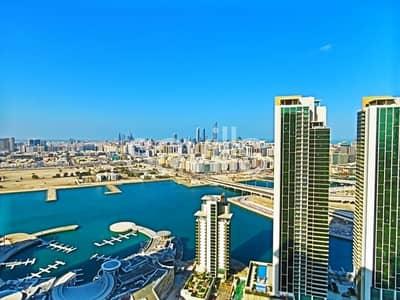 فلیٹ 2 غرفة نوم للايجار في جزيرة الريم، أبوظبي -  No comission: Two bedroom in Marina Heights 2