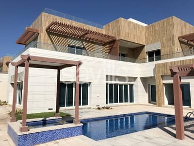 6 Bedroom Villa for Sale in The Marina, Abu Dhabi - Ready To Move Into   Unfurnished   Exquisite Location