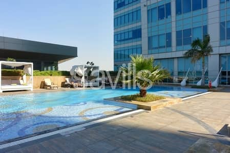 Bulk Unit for Rent in Corniche Area, Abu Dhabi - Sea front three bedroom duplex with a view