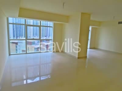 3 Bedroom Flat for Rent in Al Reem Island, Abu Dhabi - Spacious | Large Balconies | Maids Room | Well Maintained