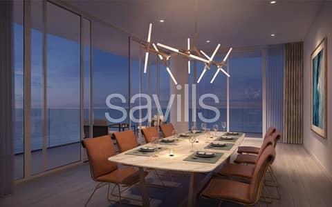 شقة 1 غرفة نوم للبيع في جزيرة السعديات، أبوظبي - Stunning apartment with great view