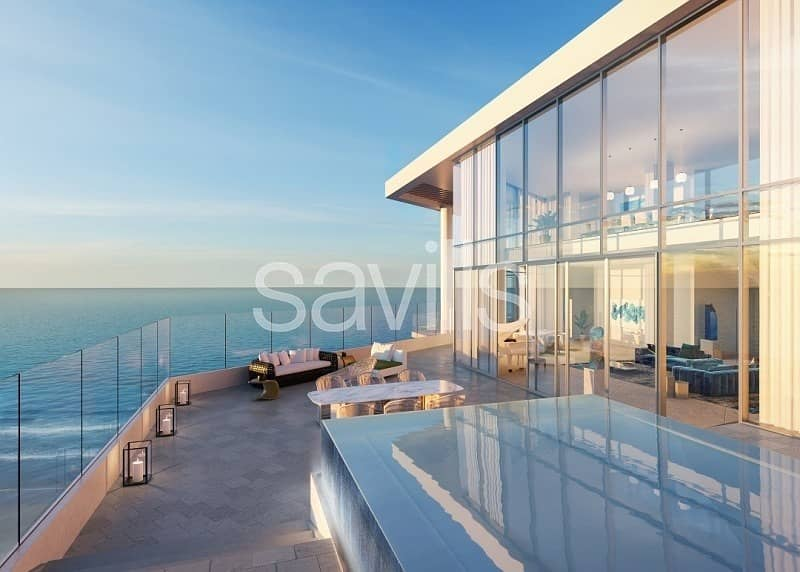 10 Stunning apartment with great view