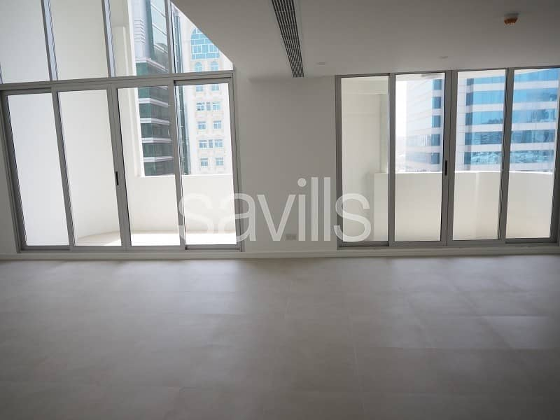 Fully Renovated Modern 4 BR Penthouse with a terrace