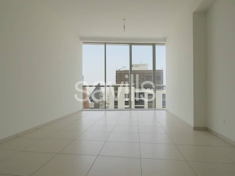 Stunning 3 bedroom apartment near ADNEC for 4 cheques