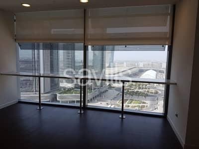 مکتب  للايجار في كابيتال سنتر، أبوظبي - Fully Fitted Offices in Capital Center Abu Dhabi