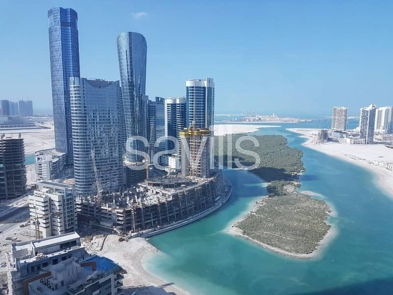 2 Best Value - Freehold Office in Sky Tower with a Spectacular View