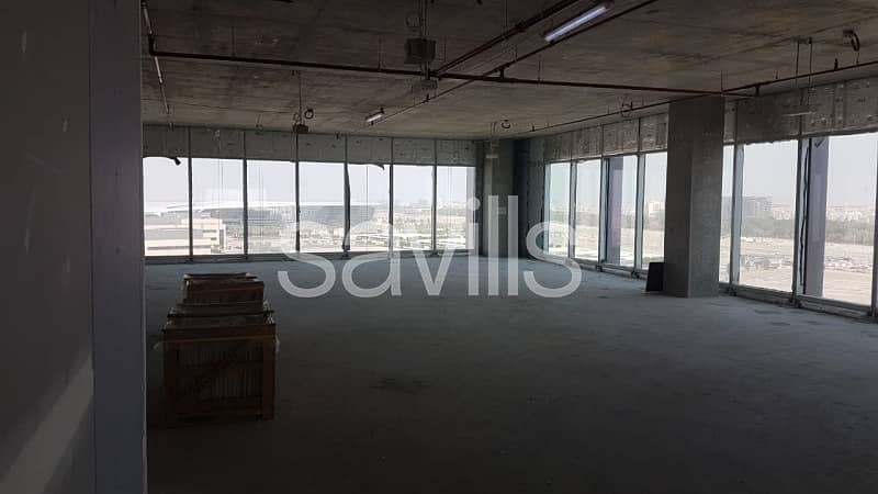 2 New Premium Office Space - Zayed City Abu Dhabi