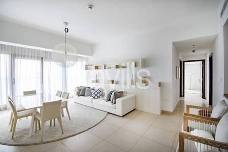3 Bedroom Flat for Sale in Al Reem Island, Abu Dhabi - Uninterrupted Water Views|Open Plan|2 Parking Bays
