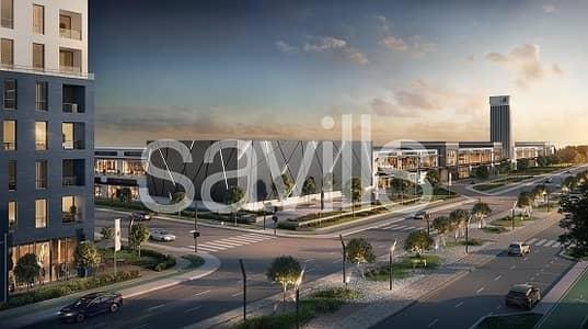 ارض تجارية  للبيع في الشامخة، أبوظبي - Call for consultation| high returns | plot specialist
