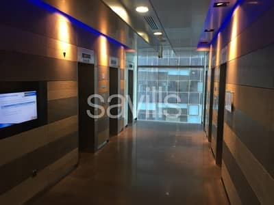 Excellent fully fitted Offices in Capital Center Abu Dhabi