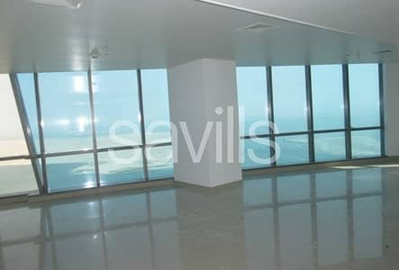4 Bedroom Apartment for Rent in Corniche Road, Abu Dhabi - Luxury living four bedroom apartment at  Etihad towers