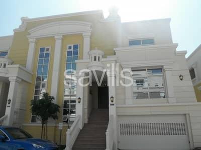 فیلا 4 غرفة نوم للايجار في قرية الفرسان، أبوظبي - Stunning 4 bedroom villa in Al Forsan Village