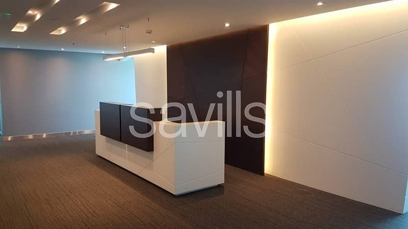 Unique Fully fitted Offices in Accessible Location in Abu Dhabi