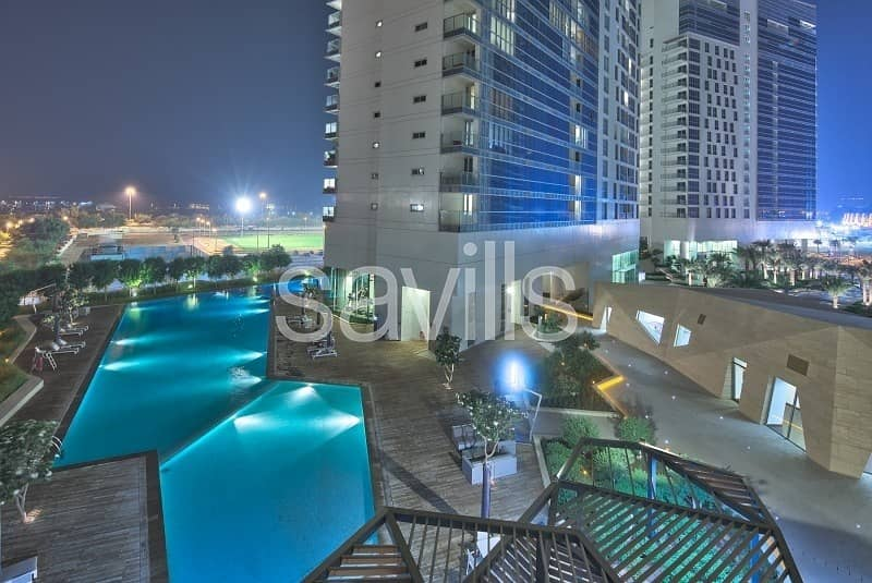 2 One bedroom Rihan Heights. Zayed Sports City.