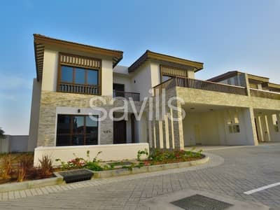 5 Bedroom Villa for Rent in Al Reem Island, Abu Dhabi - Perfect five bedroom luxury villa with private beach access