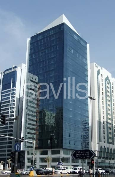 Fitted Modern Offices for Rent  in Abu Dhabi City in