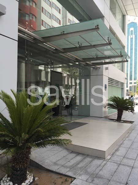 2 Fitted Modern Offices for Rent  in Abu Dhabi City in