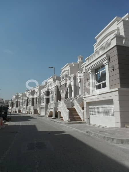 2 Contemporary 5 bedroom villa in Al Forsan Village