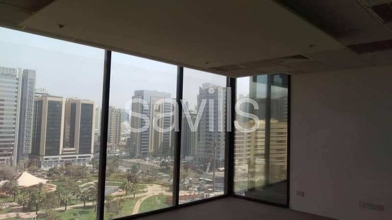 2 Ready Fully Fitted Office on Khalifa Street  Abu Dhabi