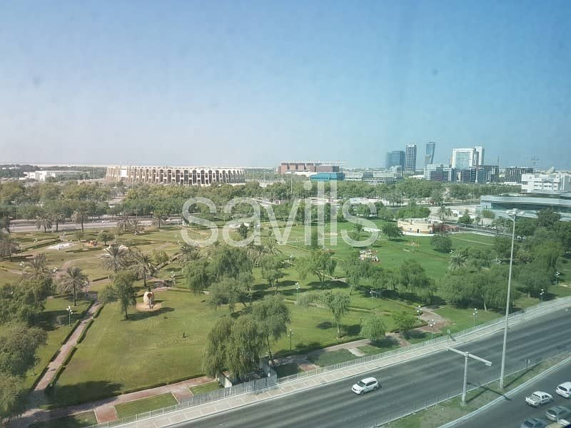 13 Shell & core office for lease in Rawdhat Abu Dhabi