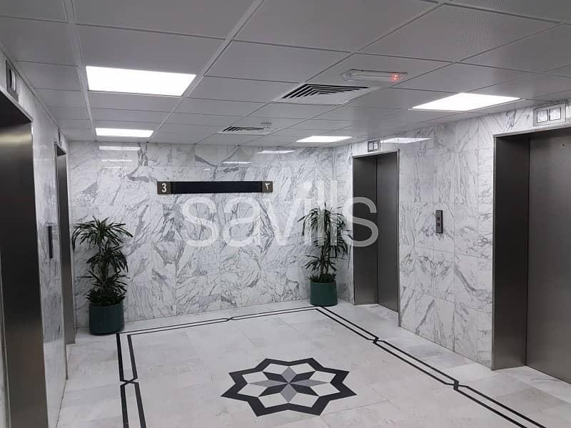 17 Ready Fully Fitted Office on Khalifa Street  Abu Dhabi
