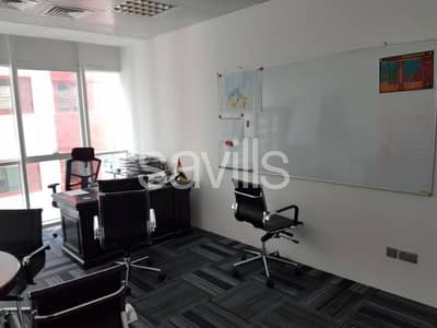 Office for Rent in Electra Street, Abu Dhabi - Excellent  fitted offices  - Electra St. Good location