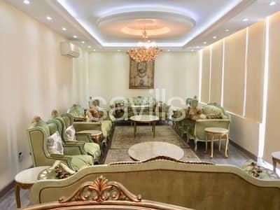 فیلا 4 غرفة نوم للبيع في حدائق الراحة، أبوظبي - Upgraded  4 br townhouse with 2 majlis in raha garden