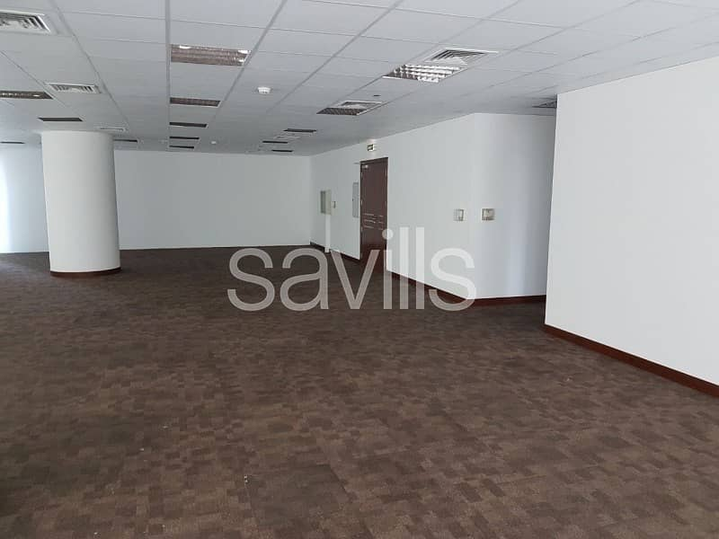 Excellent fitted office space for lease in Abu Dhabi