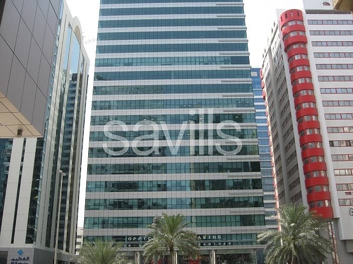 12 Excellent fitted office space for lease in Abu Dhabi
