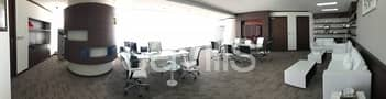 12 Fully fitted office in Sky Tower for Lease in High Floor