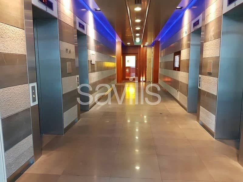 2 Modern Office grade A in Capital Center Exhibition Area of Abu Dhabi