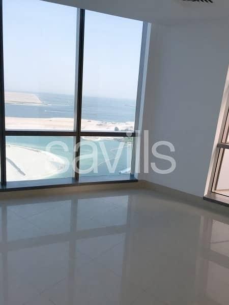 2 Luxury living three bedroom apartment at  Etihad towers
