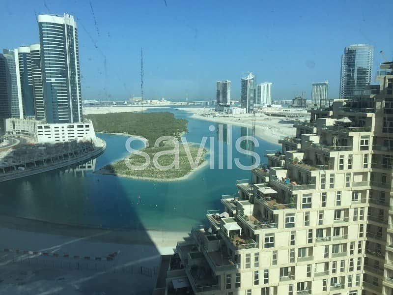 Fully fitted and furnished floor in Sky Tower for Lease