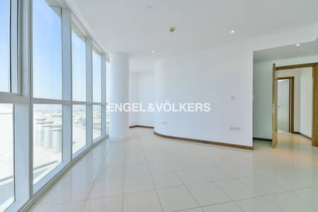 2 Bedroom Apartment for Rent in Dubai Festival City, Dubai - Amazing Duplex | Great Views | Spacious