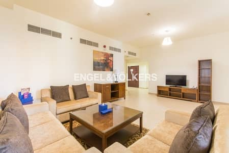 1 Bedroom Hotel Apartment for Rent in Jumeirah Beach Residence (JBR), Dubai - Fully Serviced| All Inclusive |Bills inc