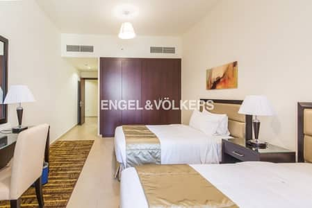 2 Bedroom Hotel Apartment for Rent in Jumeirah Beach Residence (JBR), Dubai - Fully Serviced| All Inclusive| Bills Incl