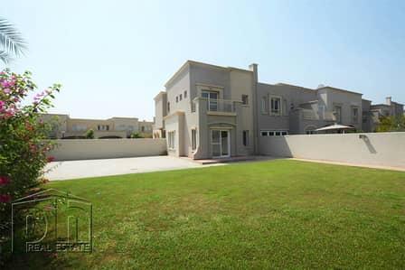 فیلا 3 غرفة نوم للايجار في الينابيع، دبي - Springs 15 3E Type Corner Plot